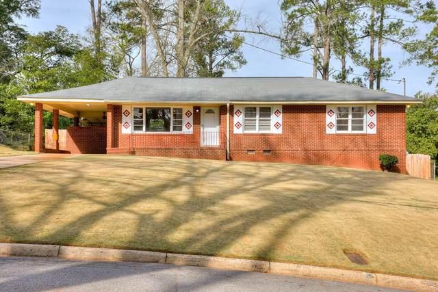 923 Avocado Street, Augusta, GA 30904 (MLS #451511) :: RE/MAX River Realty