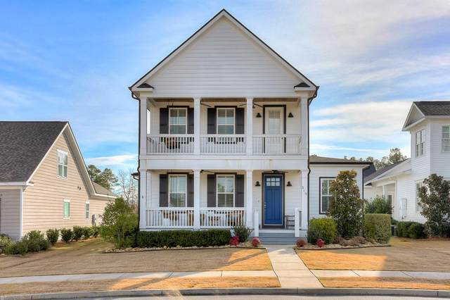 319 Hornsby Lane, Evans, GA 30809 (MLS #451519) :: Southeastern Residential