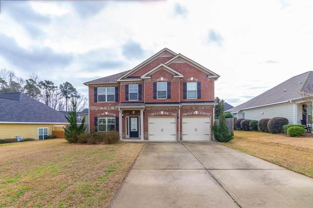 3006 Margot Lane, Grovetown, GA 30813 (MLS #451547) :: Young & Partners