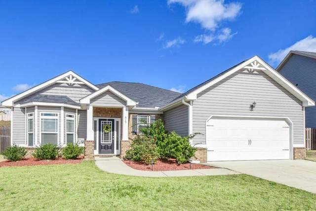 515 Twin View Court, Graniteville, SC 29829 (MLS #451623) :: Young & Partners