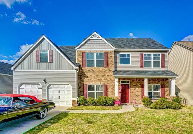 145 Sims Court, Augusta, GA 30909 (MLS #451679) :: Young & Partners