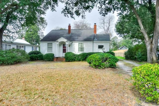 697 Main Street, Barnwell, SC 29812 (MLS #451695) :: RE/MAX River Realty