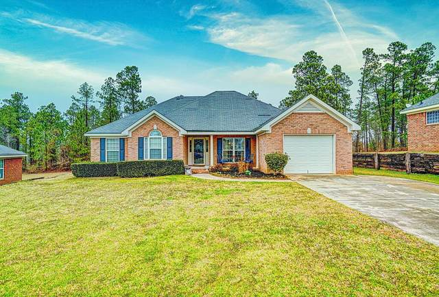 3699 Bansbury Place, Hephzibah, GA 30815 (MLS #451731) :: RE/MAX River Realty