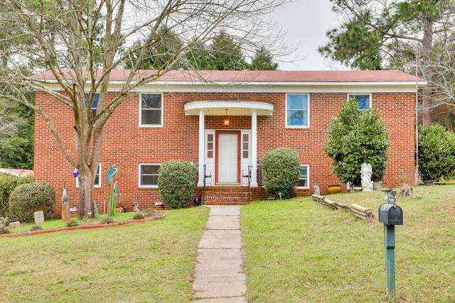 709 Kershaw Drive, North Augusta, SC 29841 (MLS #451761) :: Shannon Rollings Real Estate
