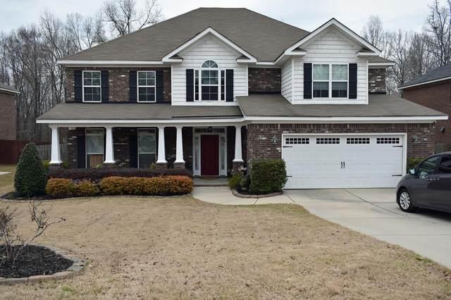 5151 Wells Drive, Evans, GA 30809 (MLS #451786) :: Young & Partners