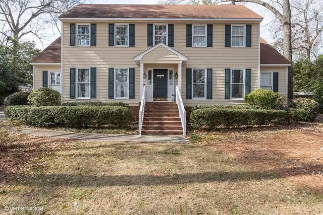 294 Wakefield Lane S, Martinez, GA 30907 (MLS #451812) :: Southeastern Residential