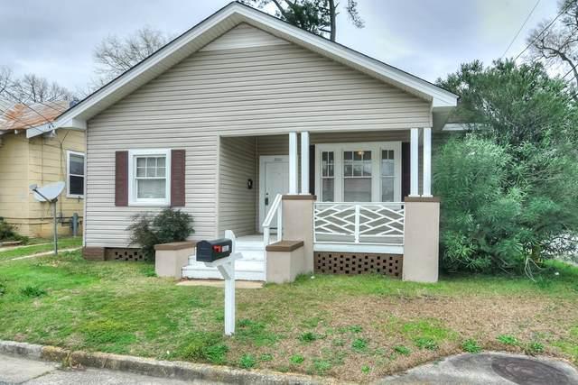 2001 Starnes Street, Augusta, GA 30904 (MLS #451826) :: Southeastern Residential