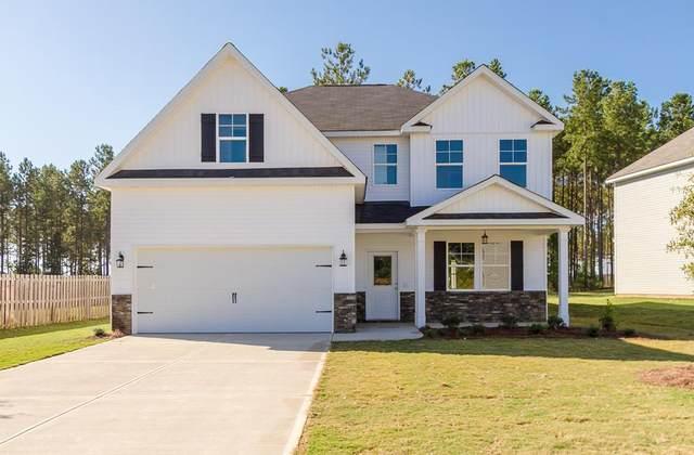 808 Chesham Avenue, Grovetown, GA 30813 (MLS #451840) :: Southeastern Residential