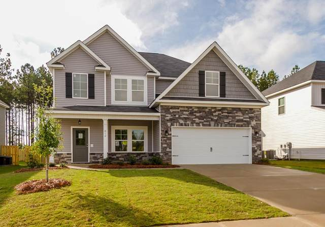 812 Chesham Avenue, Grovetown, GA 30813 (MLS #451844) :: Young & Partners