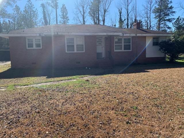 852 Pine Lane Drive, Thomson, GA 30824 (MLS #451860) :: RE/MAX River Realty