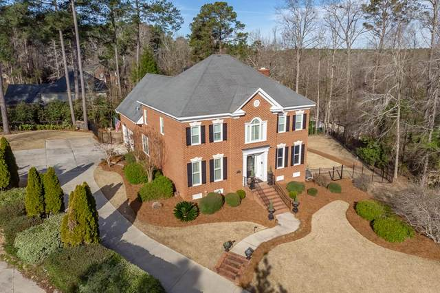 4218 Smithfield Creek, Evans, GA 30809 (MLS #451862) :: Young & Partners