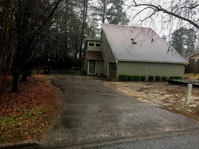 2036 Bridgewater Drive, Augusta, GA 30907 (MLS #451884) :: Young & Partners