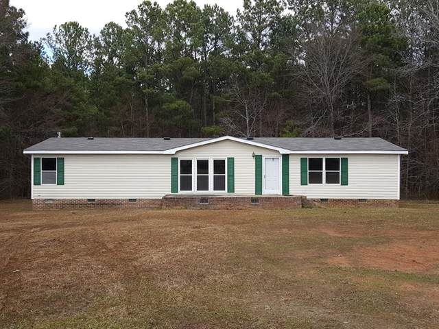 274 Plum Branch Road, Edgefield, SC 29824 (MLS #451895) :: Southeastern Residential