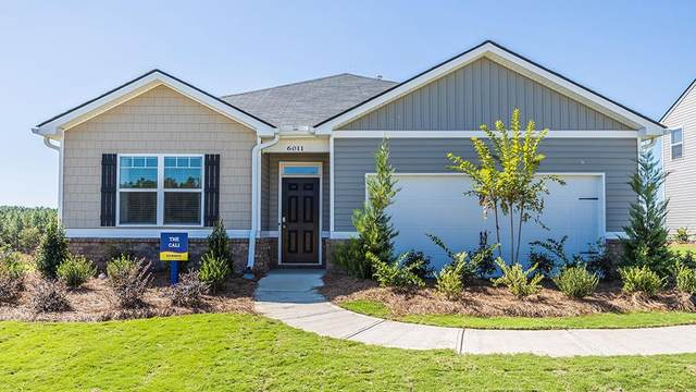 3170 White Gate Loop, Aiken, SC 29801 (MLS #451900) :: RE/MAX River Realty