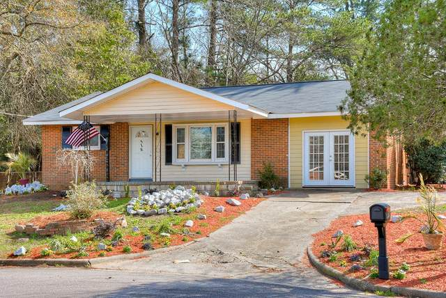 518 Dove Street, North Augusta, SC 29841 (MLS #451903) :: Shannon Rollings Real Estate