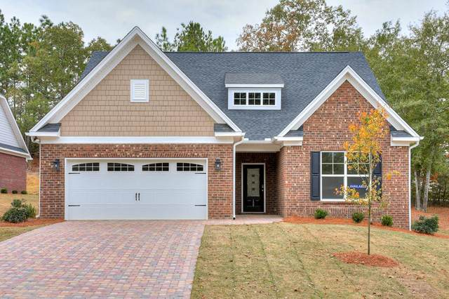 126 Poppy Court, Aiken, SC 29801 (MLS #451920) :: RE/MAX River Realty