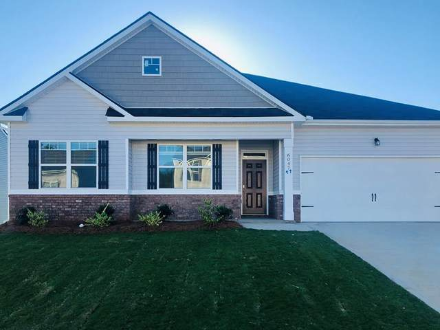 6068 NE Vermilion Loop, Graniteville, SC 29829 (MLS #451921) :: Shannon Rollings Real Estate