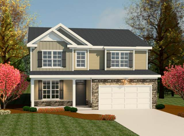 2215 Kendall Park Drive, Evans, GA 30809 (MLS #451958) :: The Starnes Group LLC