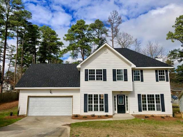 1003 Jarrow Place, Grovetown, GA 30813 (MLS #451959) :: Young & Partners