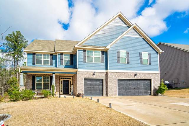 831 Burch Creek Drive, Grovetown, GA 30813 (MLS #451997) :: Young & Partners