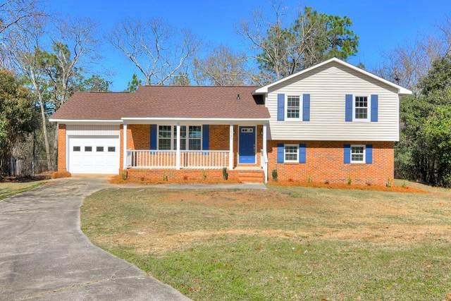 2620 Whittier Place, Hephzibah, GA 30815 (MLS #451998) :: Shannon Rollings Real Estate