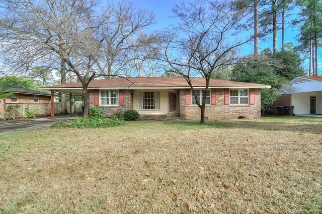 3307 Old Church Road, Augusta, GA 30907 (MLS #452000) :: Southeastern Residential