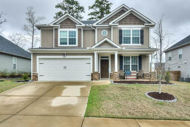 829 Williford Run Drive, Grovetown, GA 30813 (MLS #452008) :: Young & Partners