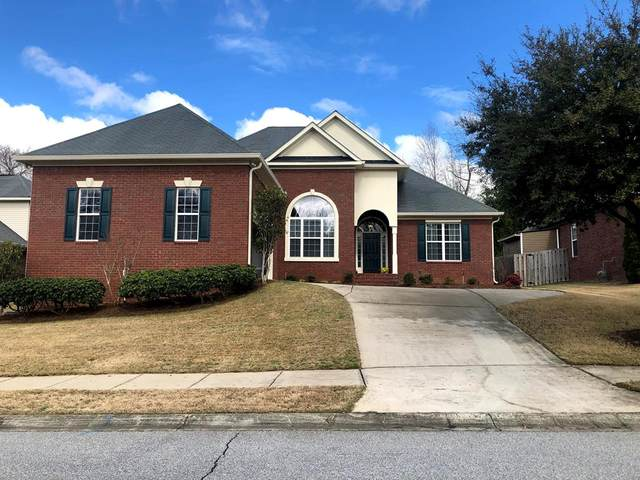 1638 Jamestown Avenue, Evans, GA 30809 (MLS #452010) :: The Starnes Group LLC