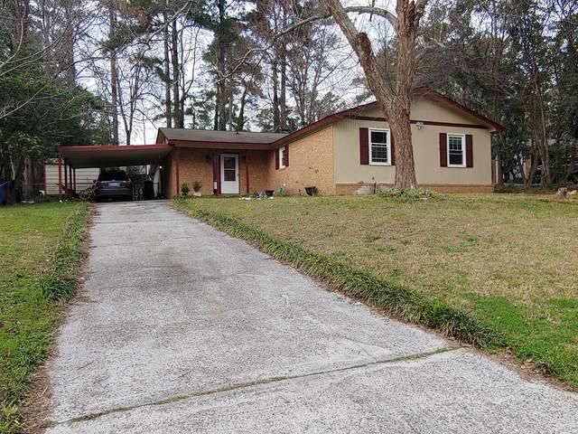 4449 Whisperwood Drive, Martinez, GA 30909 (MLS #452018) :: REMAX Reinvented | Natalie Poteete Team