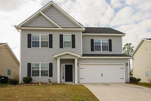 511 Colston Avenue, Aiken, SC 29801 (MLS #452036) :: Melton Realty Partners