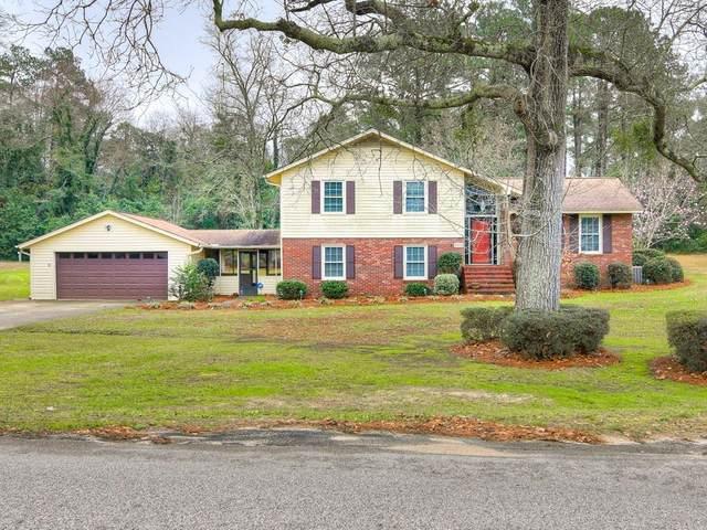 508 Gregg Avenue, Aiken, SC 29801 (MLS #452049) :: The Starnes Group LLC