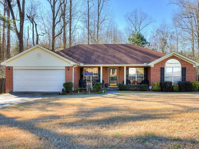 2705 Davis Mill Road, Hephzibah, GA 30815 (MLS #452050) :: Shannon Rollings Real Estate