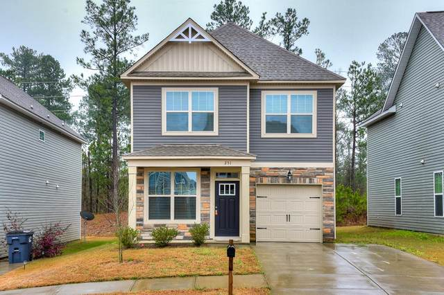251 Claudia Drive, Grovetown, GA 30813 (MLS #452061) :: RE/MAX River Realty