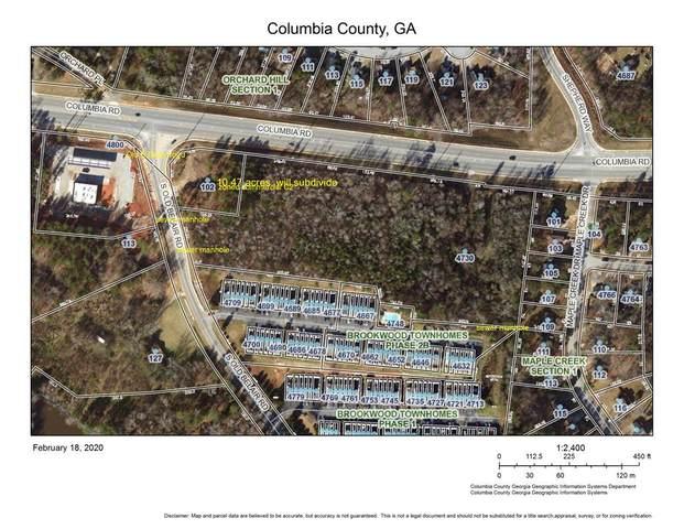 4730 Columbia Road, Augusta, GA 30907 (MLS #452064) :: REMAX Reinvented | Natalie Poteete Team