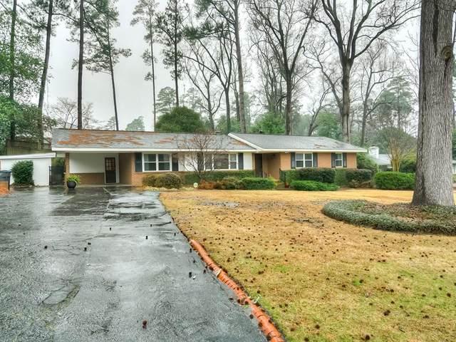 765 Oxford Road, Augusta, GA 30909 (MLS #452083) :: REMAX Reinvented | Natalie Poteete Team