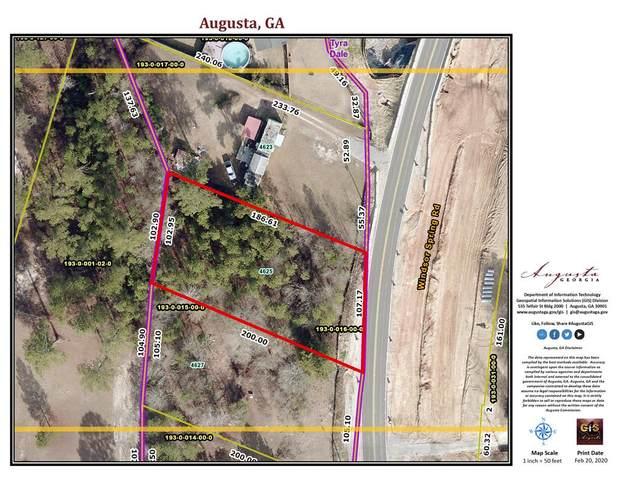 4625 Windsor Spring Road, Hephzibah, GA 30815 (MLS #452091) :: Shannon Rollings Real Estate