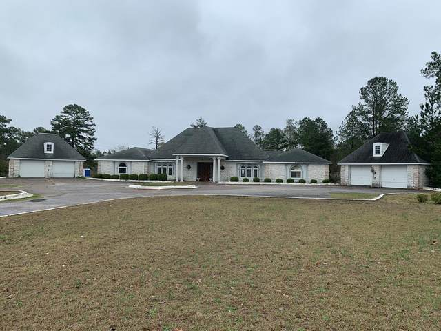 1399 Edgefield Road, North Augusta, SC 29860 (MLS #452099) :: Melton Realty Partners