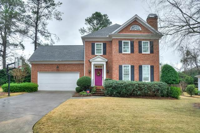 621 Saw Grass Drive, Martinez, GA 30907 (MLS #452110) :: Young & Partners