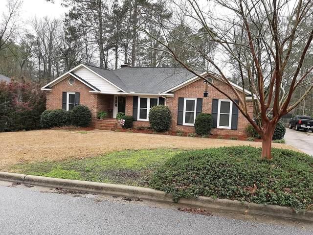 509 Cambridge Way, Martinez, GA 30907 (MLS #452117) :: Southeastern Residential