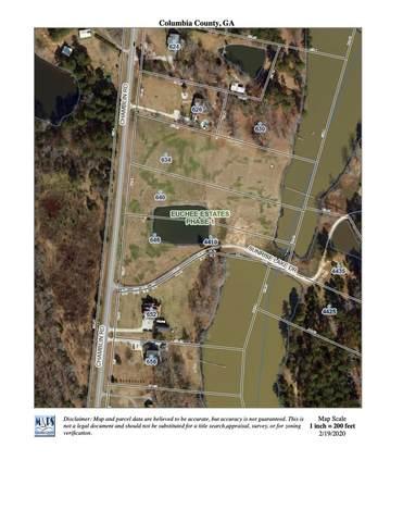 640 Chamblin Road, Grovetown, GA 30813 (MLS #452134) :: REMAX Reinvented | Natalie Poteete Team
