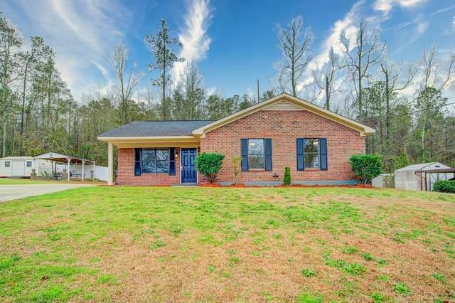 2937 Roping Way, Hephzibah, GA 30815 (MLS #452165) :: Shannon Rollings Real Estate