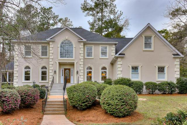 10 Wax Myrtle Circle, Aiken, SC 29803 (MLS #452167) :: REMAX Reinvented | Natalie Poteete Team