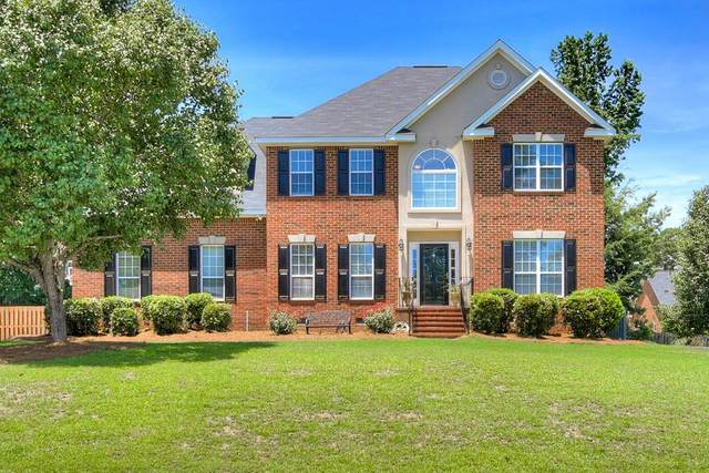 5111 Windmill Place, Evans, GA 30809 (MLS #452189) :: Young & Partners