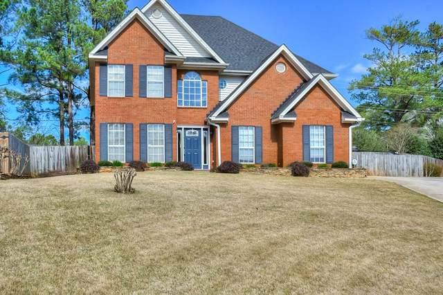 4643 Leeward Drive, Evans, GA 30809 (MLS #452193) :: Southeastern Residential