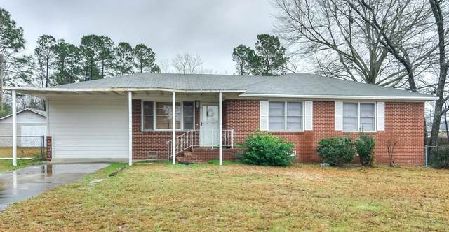 308 Robinson Drive Nw, New Ellenton, SC 29809 (MLS #452199) :: Southeastern Residential