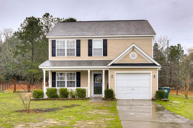 147 Tirasco Court, Warrenville, SC 29851 (MLS #452214) :: Southeastern Residential