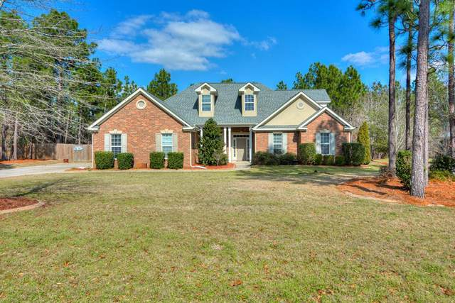 750 Wythe Drive, Graniteville, SC 29829 (MLS #452231) :: Young & Partners