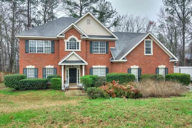 2030 Edenton Trail, Evans, GA 30809 (MLS #452237) :: Shannon Rollings Real Estate