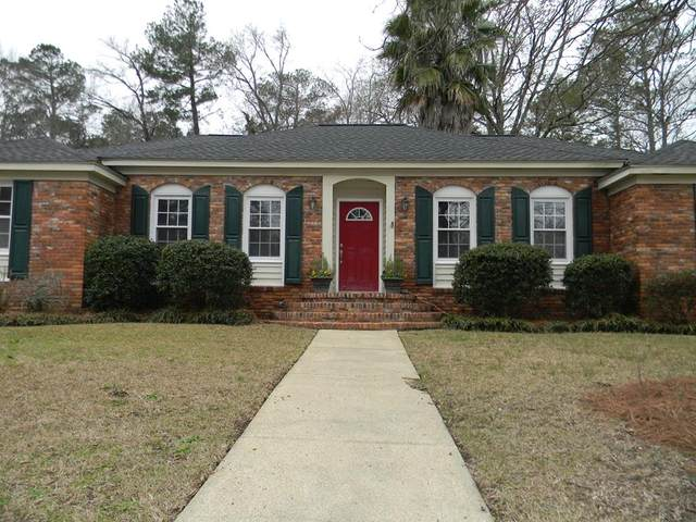 1209 Wood Valley Road, Augusta, GA 30909 (MLS #452238) :: Young & Partners