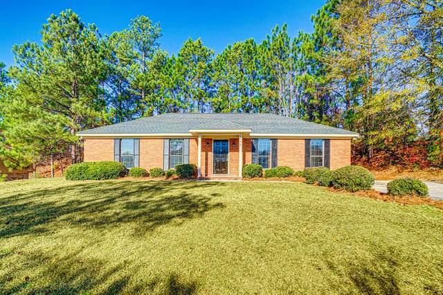 3852 Crest Drive, Hephzibah, GA 30815 (MLS #452253) :: Shannon Rollings Real Estate